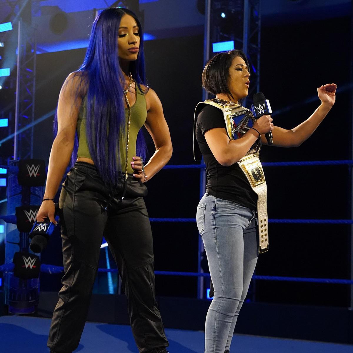 WWE Smackdown Results (10/04/20): Braun Strowman; Wrestlemania Rematch 2