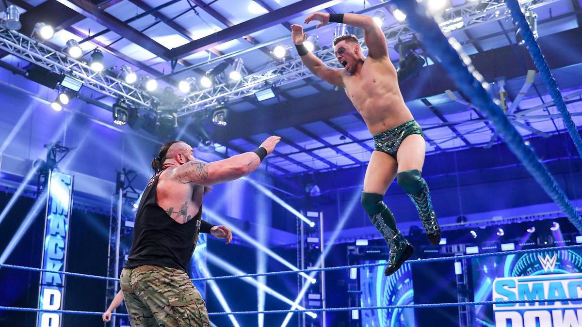 WWE Backlash 2020: Handicap Championship Match Confirmed On Smackdown 2