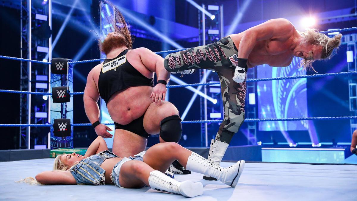 WWE Smackdown Results (22/05/20): Charlotte vs Bayley; Styles-Nakamura; Hardy-Sheamus 2