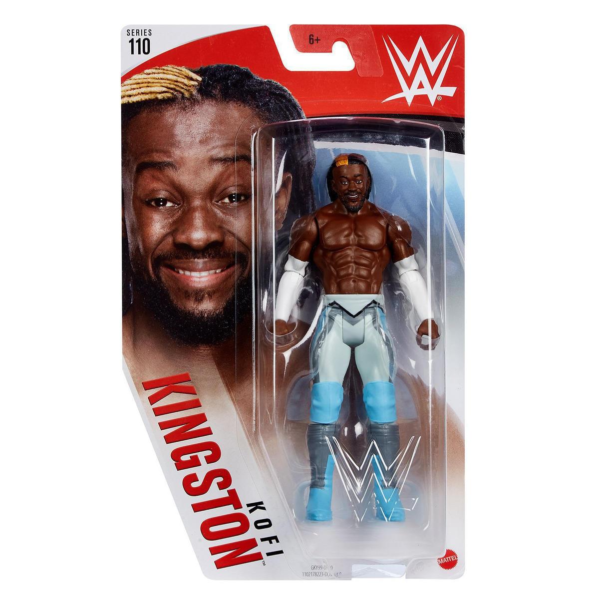WWE Mattel John Cena Series 110 Basic Figure