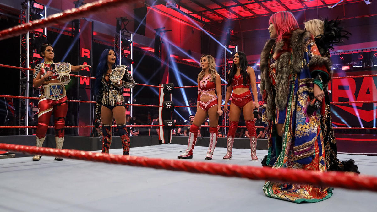 WWE Backlash 2020: Women's Triple Threat Title Match Announced 2