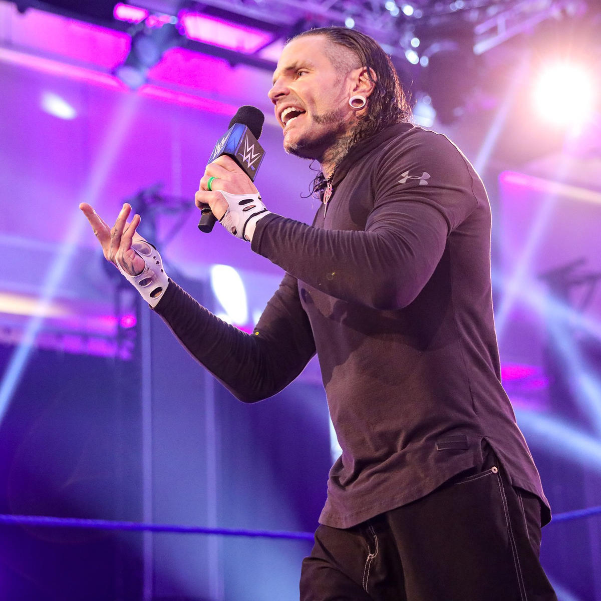 WWE Announces Jeff Hardy Vs Sheamus For 2020 Backlash Pay-Per-View 1