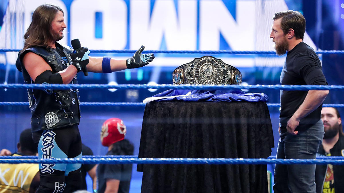 WWE Raw Gets Former World Champion In A Trade From Smackdown 1