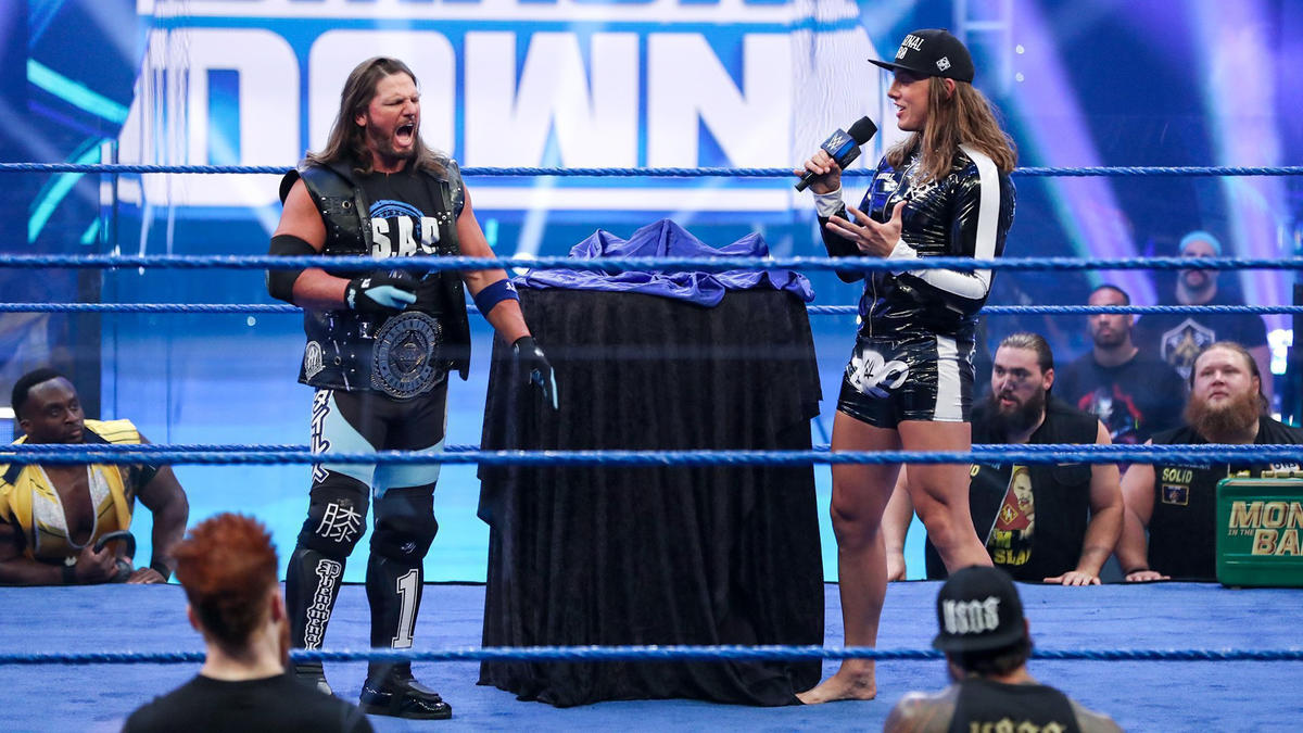 WWE Smackdown: Title Matches; Hall Of Famer's Return & More Announced 1