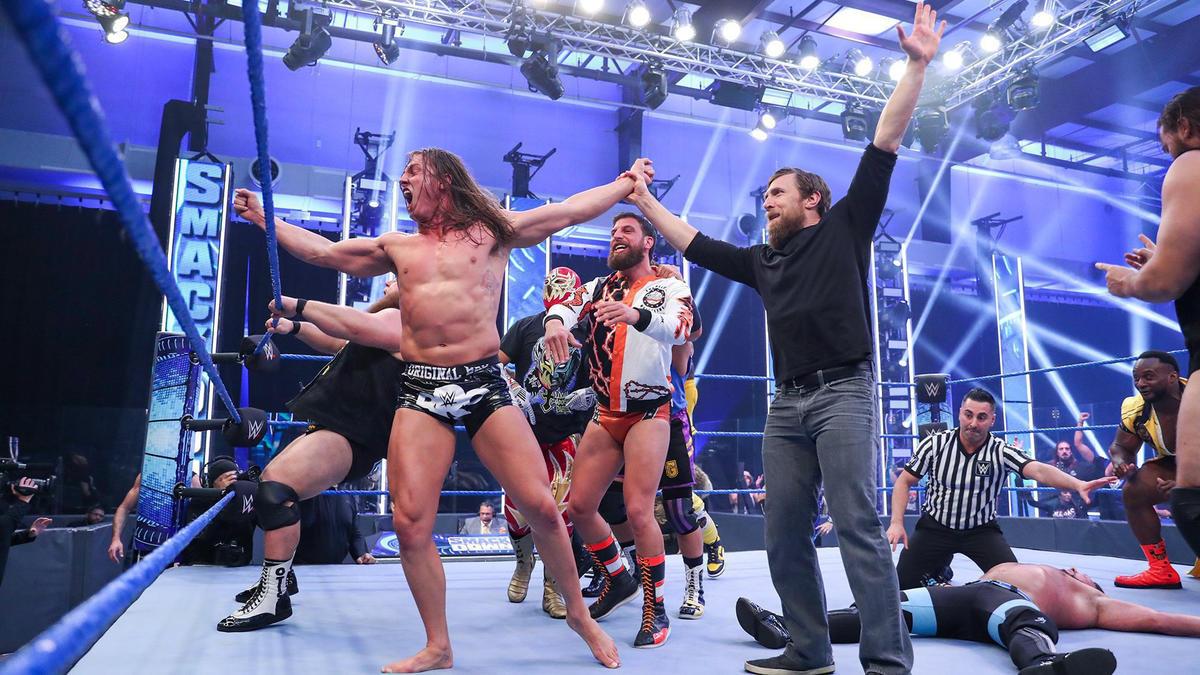 AJ Styles, Matt Riddle en riesgo de tener Covid-19