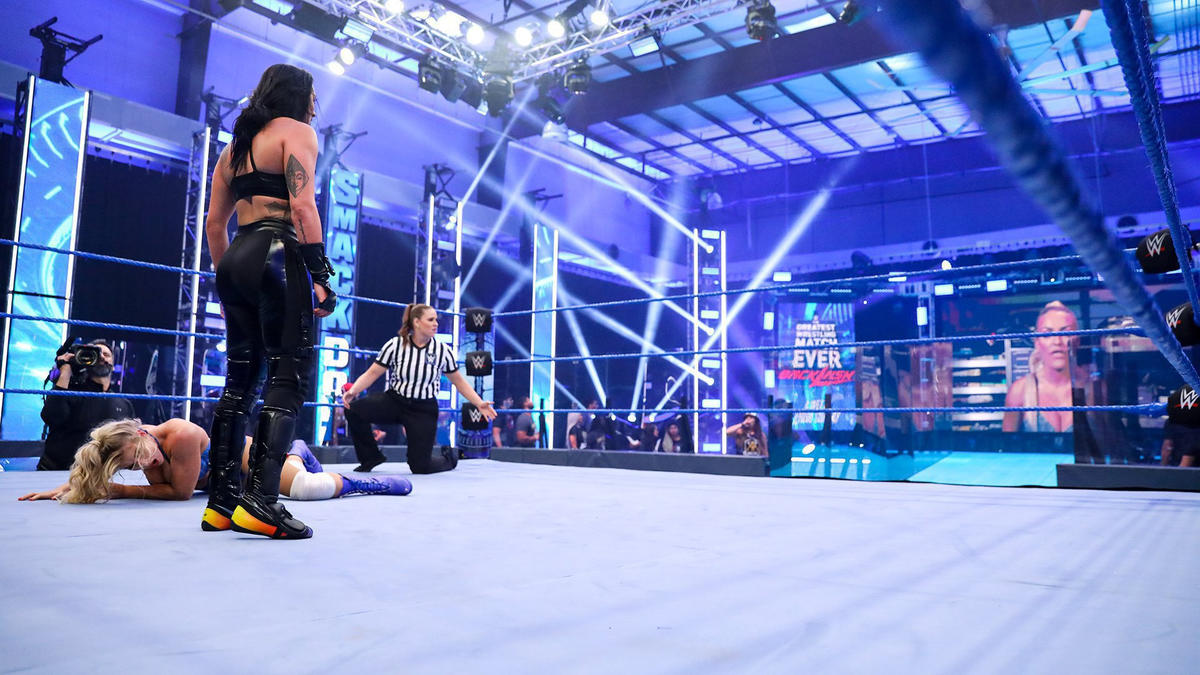 WWE Working With Florida Authority To Bring Back Audience In Future Shows 1