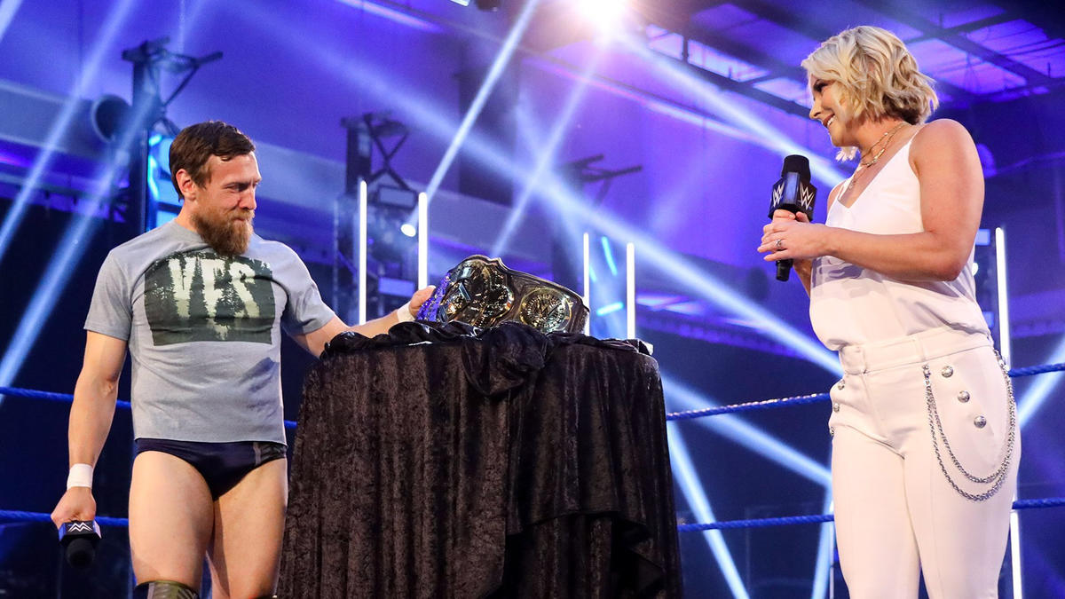 WWE Working With Florida Authority To Bring Back Audience In Future Shows 2