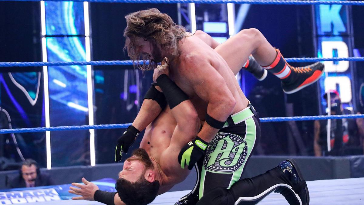 WWE Stars AJ Styles & Daniel Bryan To Be Grand Marshals In NASCAR Race 2