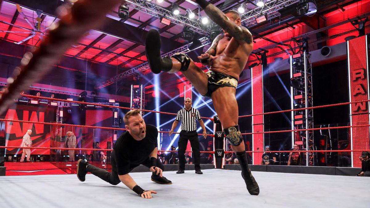 WWE Confirms Edge's Injury; Buddy Christian Hurt By Randy Orton On Raw 2