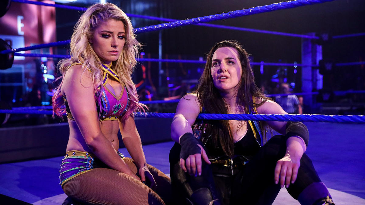 WWE Smackdown Results (05/06/20): Jeff Hardy; Women's Tag Title Match 3