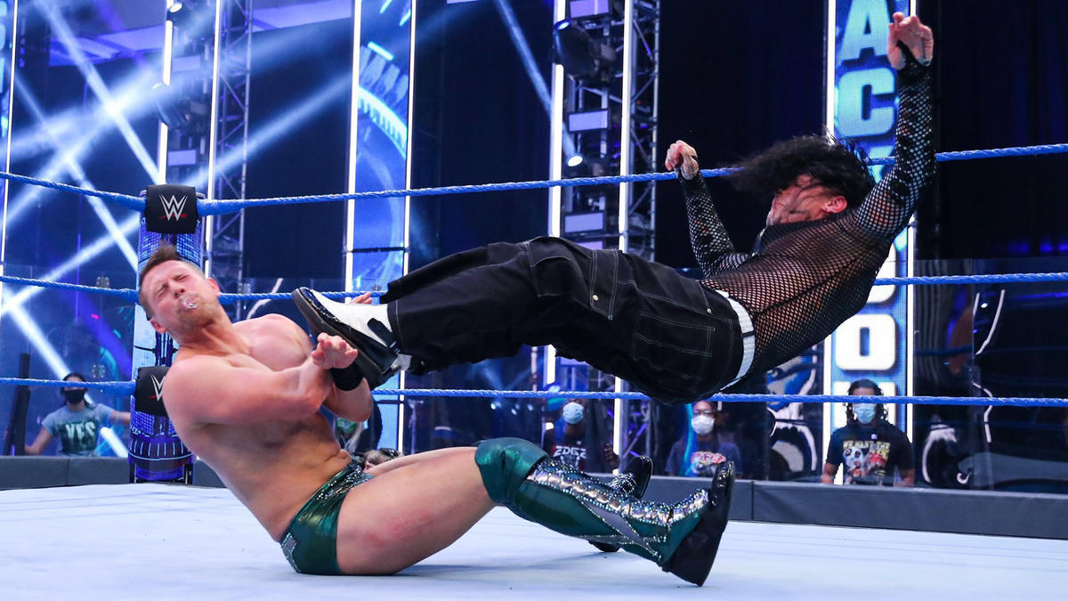 WWE Extreme Rules 2020: Bar Fight Set Between Sheamus And Jeff Hardy 2