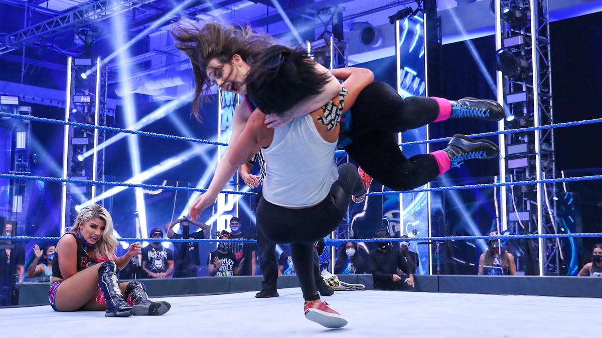 Coronavirus: WWE Ready To Go Back To Normal When It's Safe 1