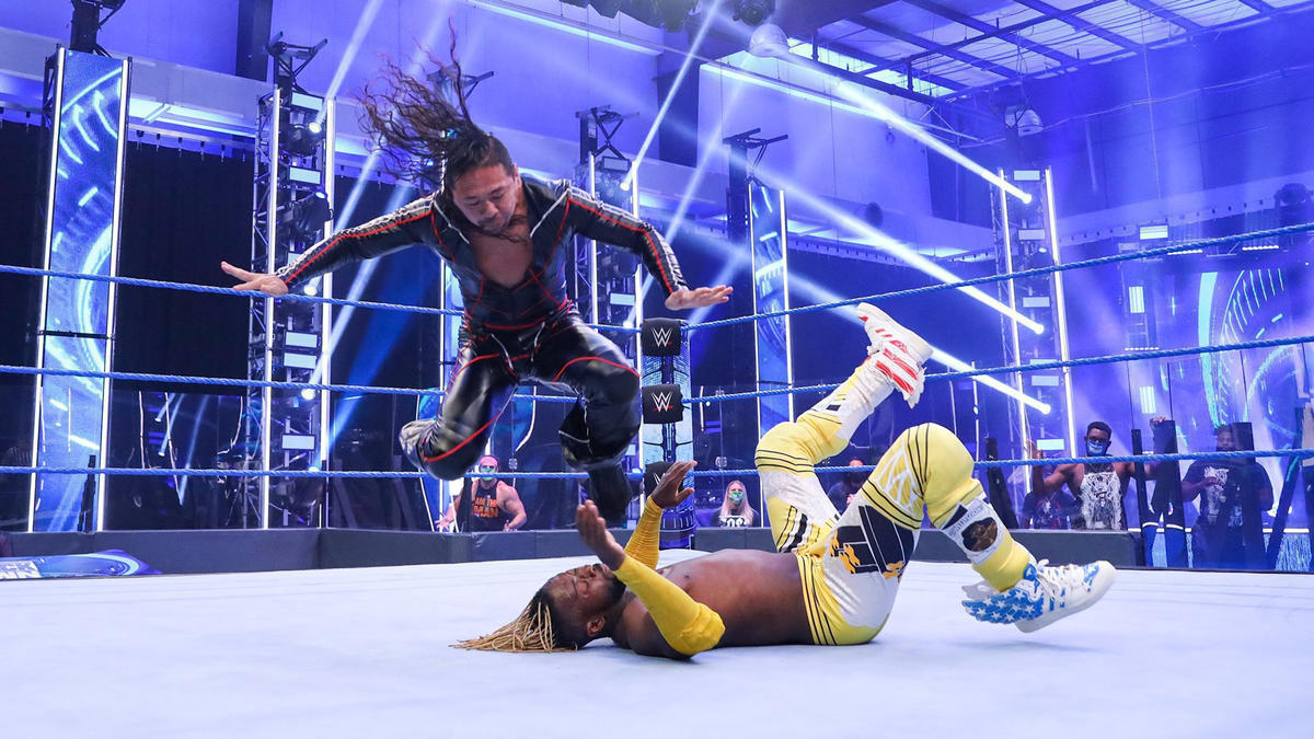 Coronavirus: WWE Ready To Go Back To Normal When It's Safe 2