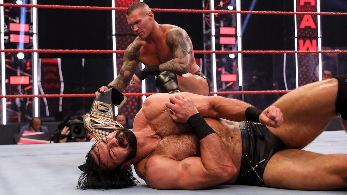 Randy Orton Vs Drew McIntyre Title Match Announced For WWE Summerslam 2