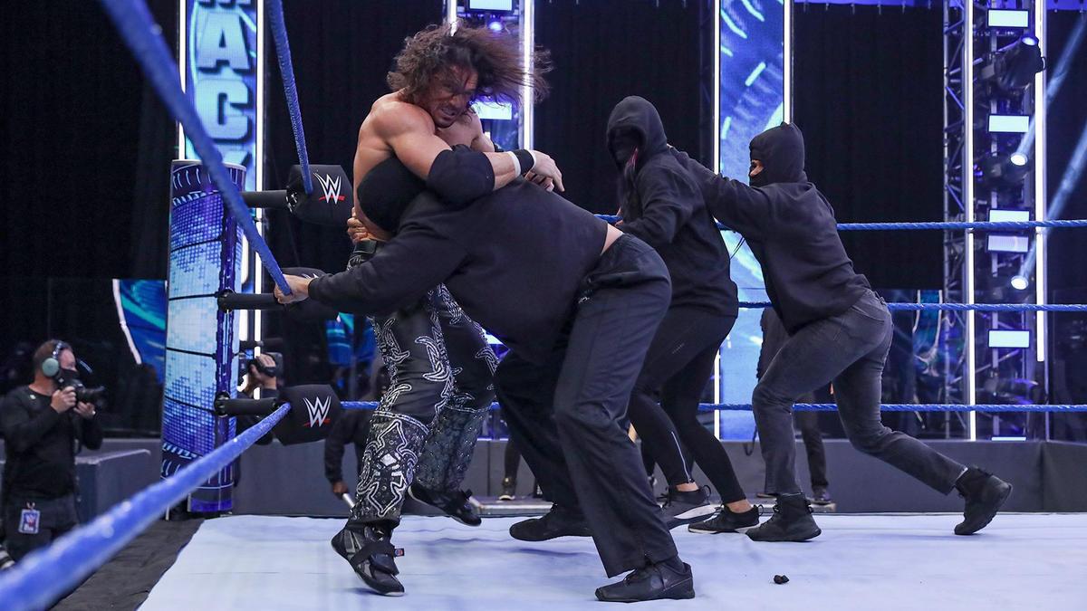 WWE Smackdown Results (14/08/20): Fiend-Strowman; Battle Royal; Alexa Bliss 1