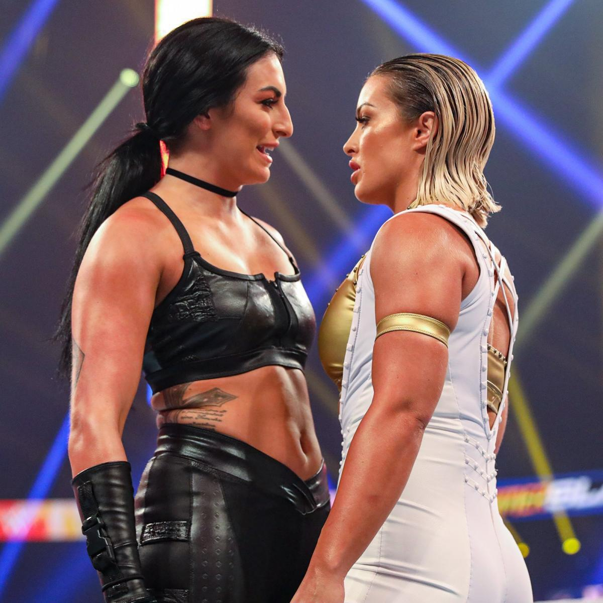 Is Sonya Deville Legit Fired By WWE After Summerslam 2020 Loss? 2