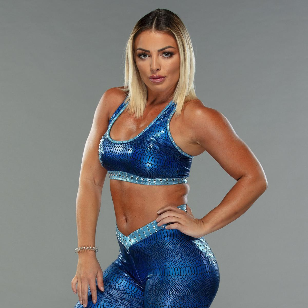Mandy Rose: WWE Releases Photoshoot Pictures Of Golden Goddess' New Look 2