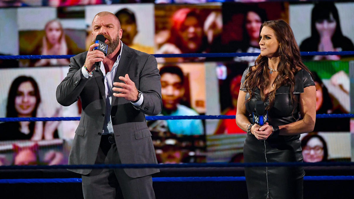 Current Status Of Triple H And Stephanie McMahon In WWE 1