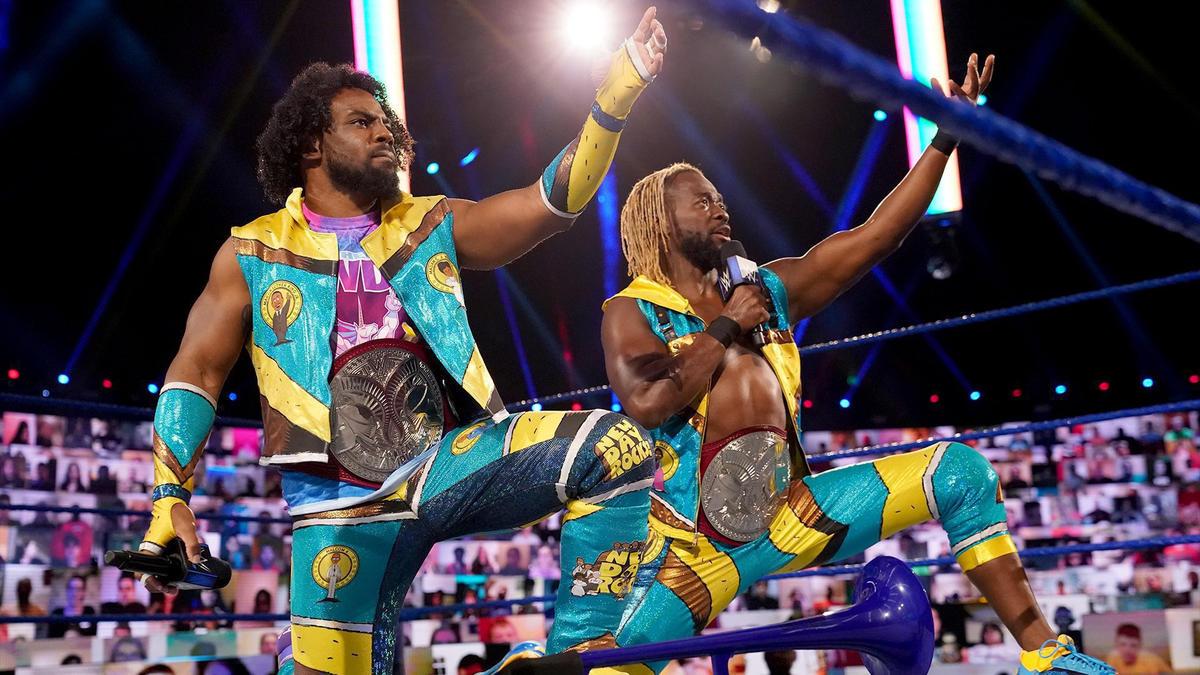 WWE Smackdown Results (20/11/20): Seth Rollins vs Murphy; Survivor Series 1