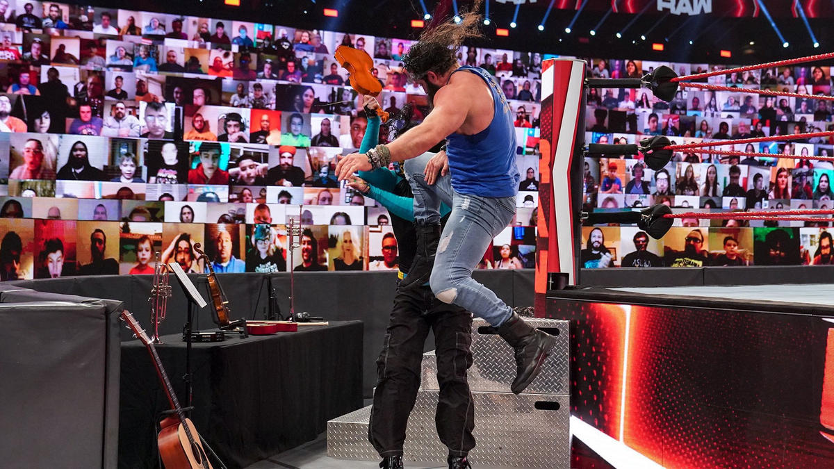 Update On Jeff Hardy And Elias After Scary Incident On WWE Raw 2