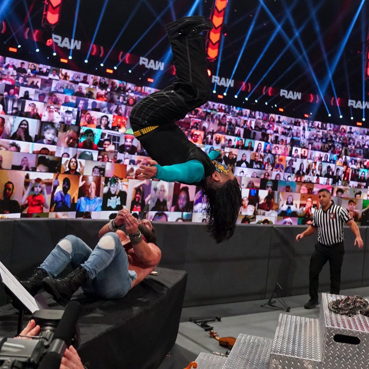 Update On Jeff Hardy And Elias After Scary Incident On WWE Raw 1