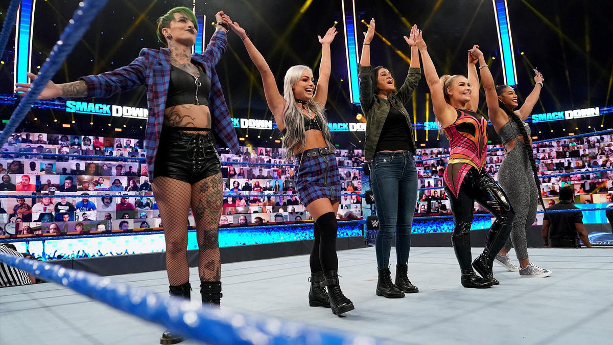 Survivor Series 2020: WWE Confirms Smackdown Team Members; Kick-Off Match 1