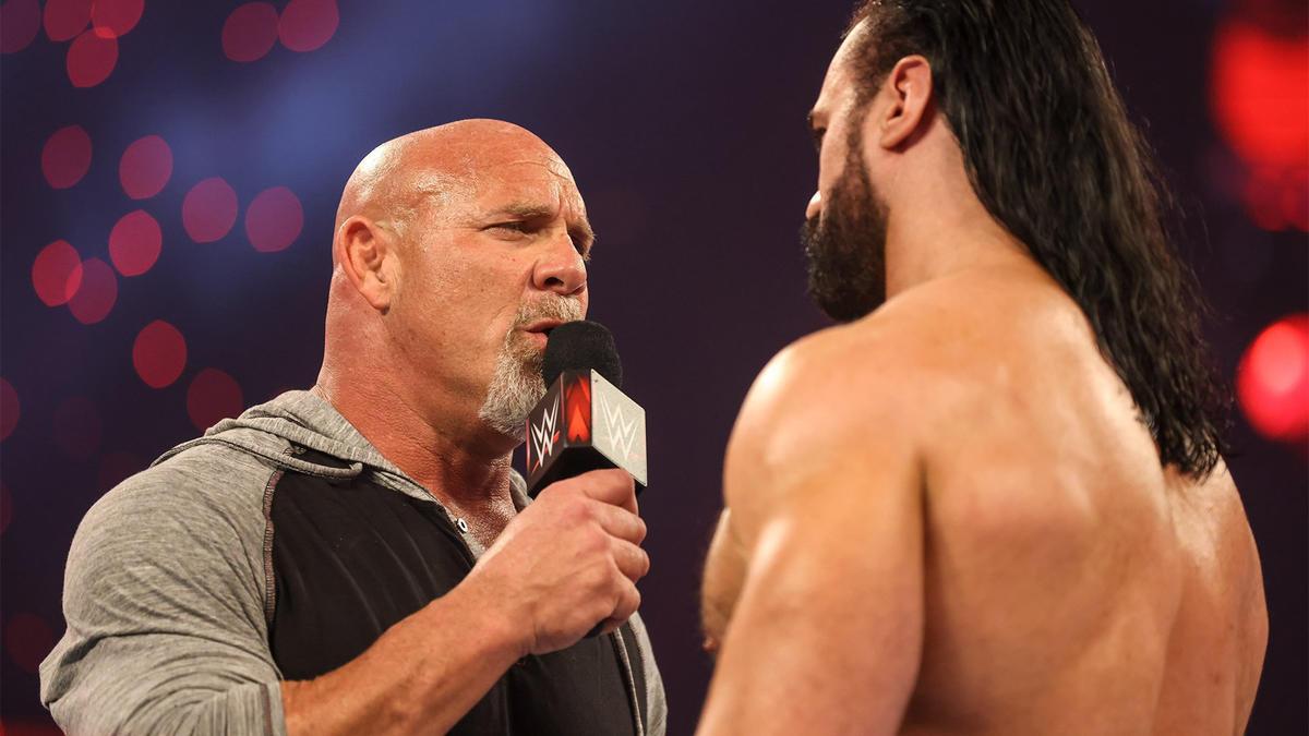 WWE Raw Results (25/01/21): Goldberg-Drew McIntyre; Alexa Bliss vs Asuka 1