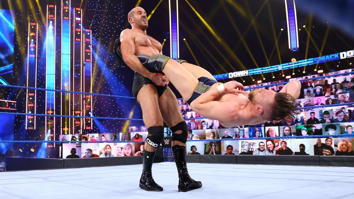 WWE Smackdown Results (15/01/21): Kevin Owens Returns; Mysterio vs Corbin 2