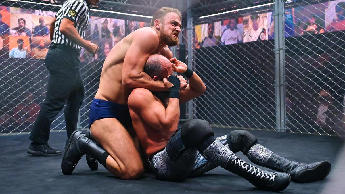 WWE NXT 20.01.2021