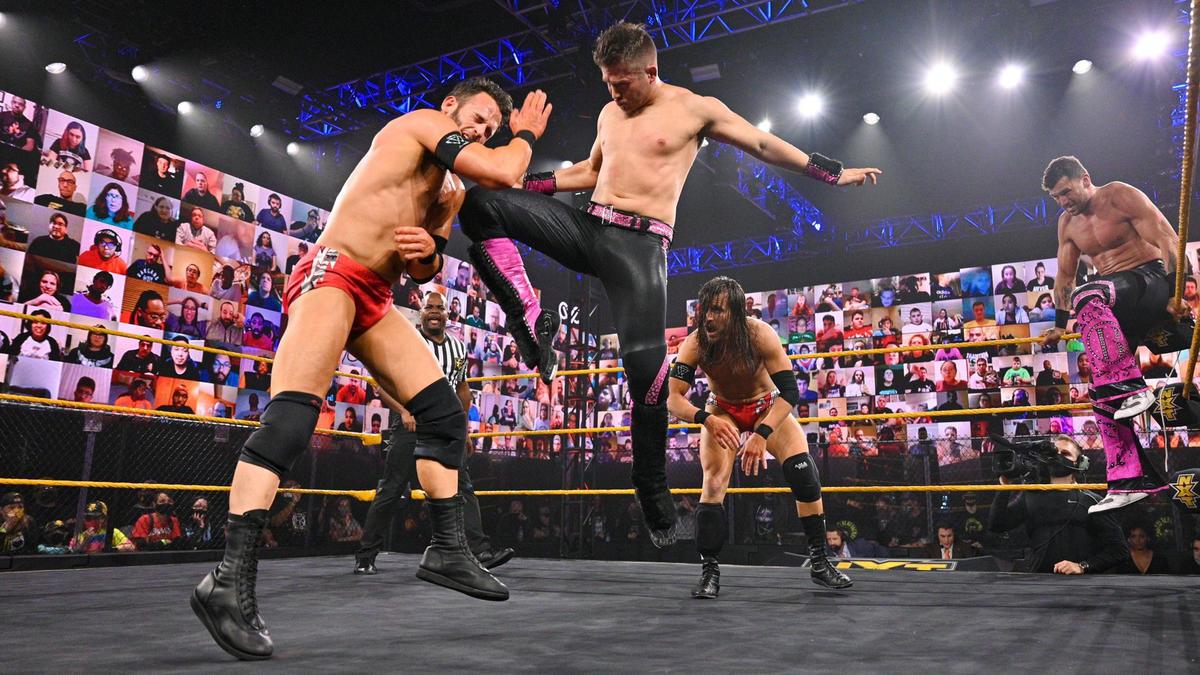 WWE NXT 13.01.2021