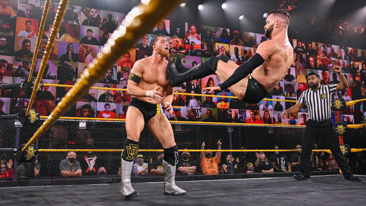 WWE NXT: New Year's Evil