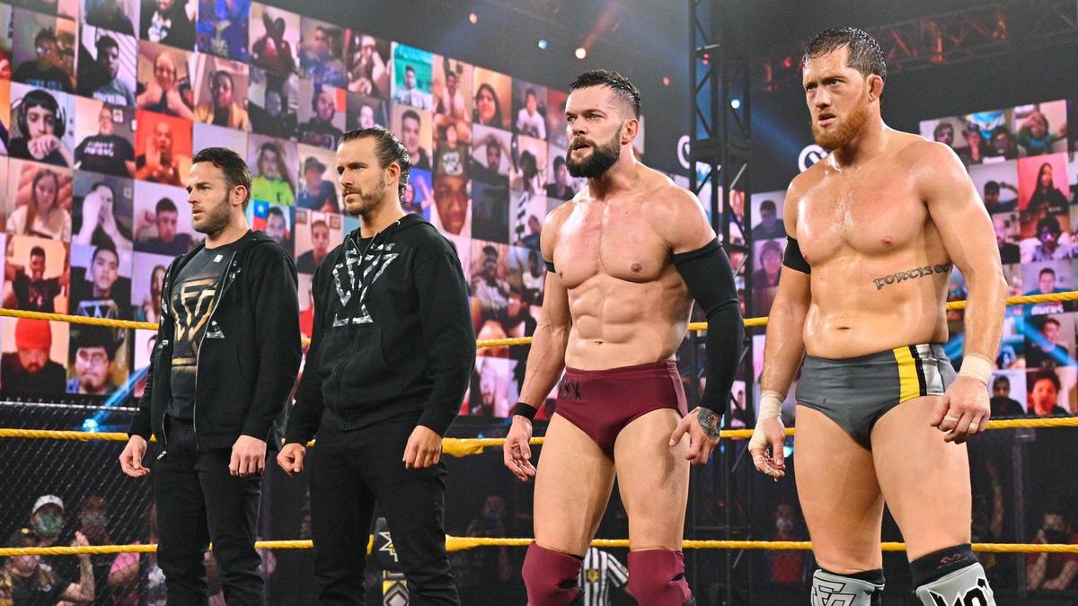 WWE NXT 27.01.2021