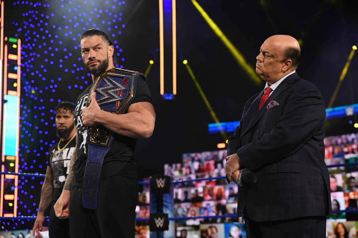 WWE Smackdown Results (26/02/21): Reigns Attacks Daniel Bryan; Wrestlemania announcement 1