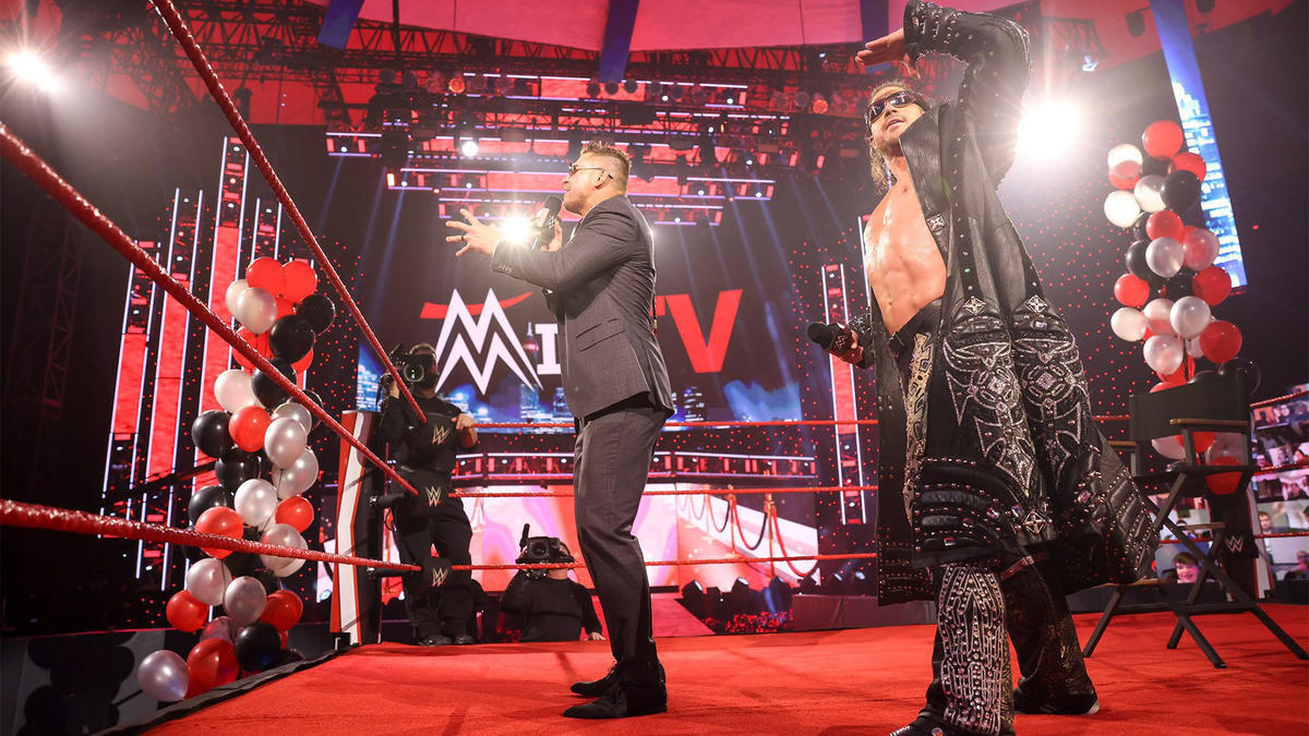 WWE Raw Results (22/02/21): Lashley vs Strowman; Tag Champs In Action 1