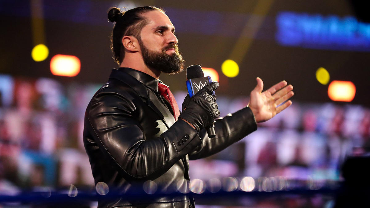 Seth Rollins Returns to SmackDown