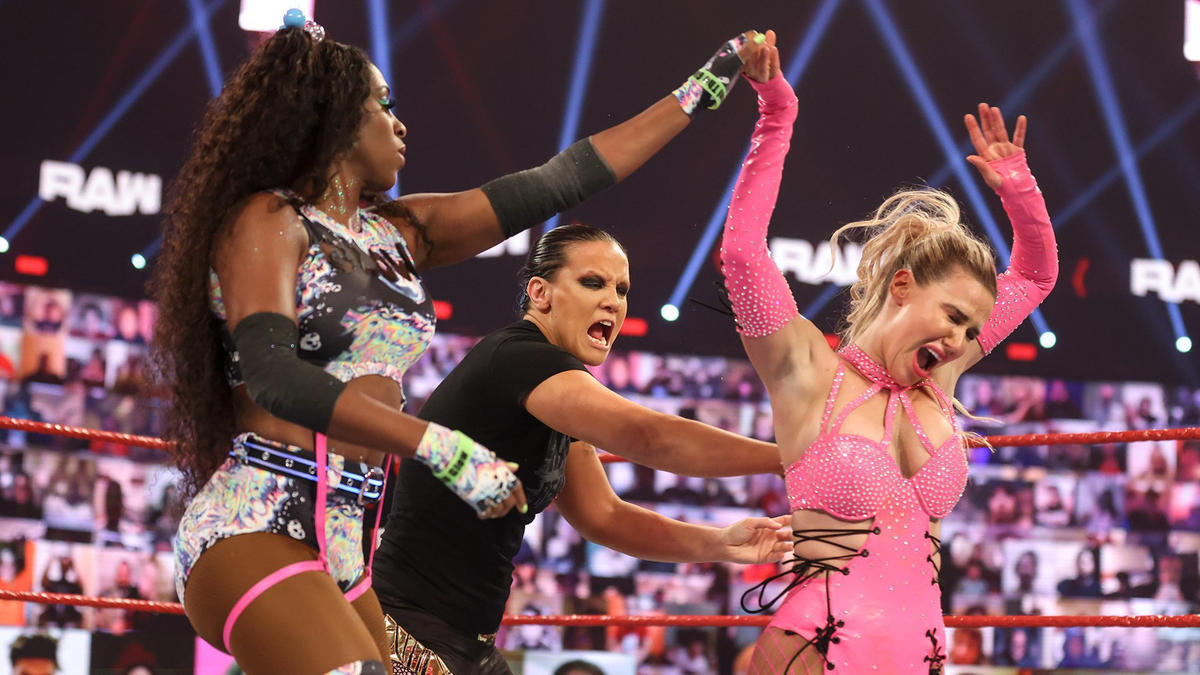 WWE Raw Results (08/02/21): McIntyre vs Orton; Charlotte vs Lacey Evans 2
