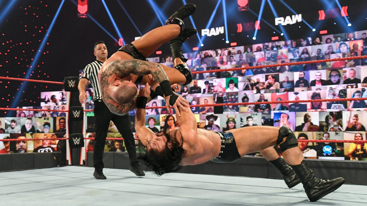 WWE Raw Results (08/02/21): McIntyre vs Orton; Charlotte vs Lacey Evans 3