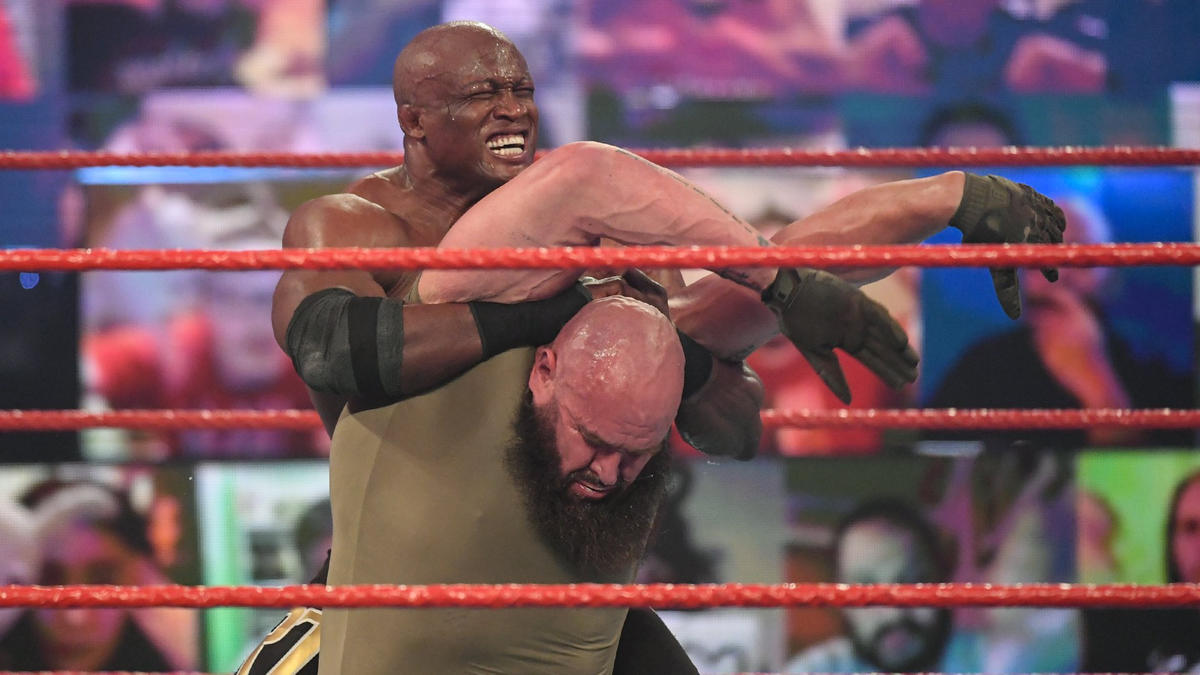 WWE Raw Results (22/02/21): Lashley vs Strowman; Tag Champs In Action 7
