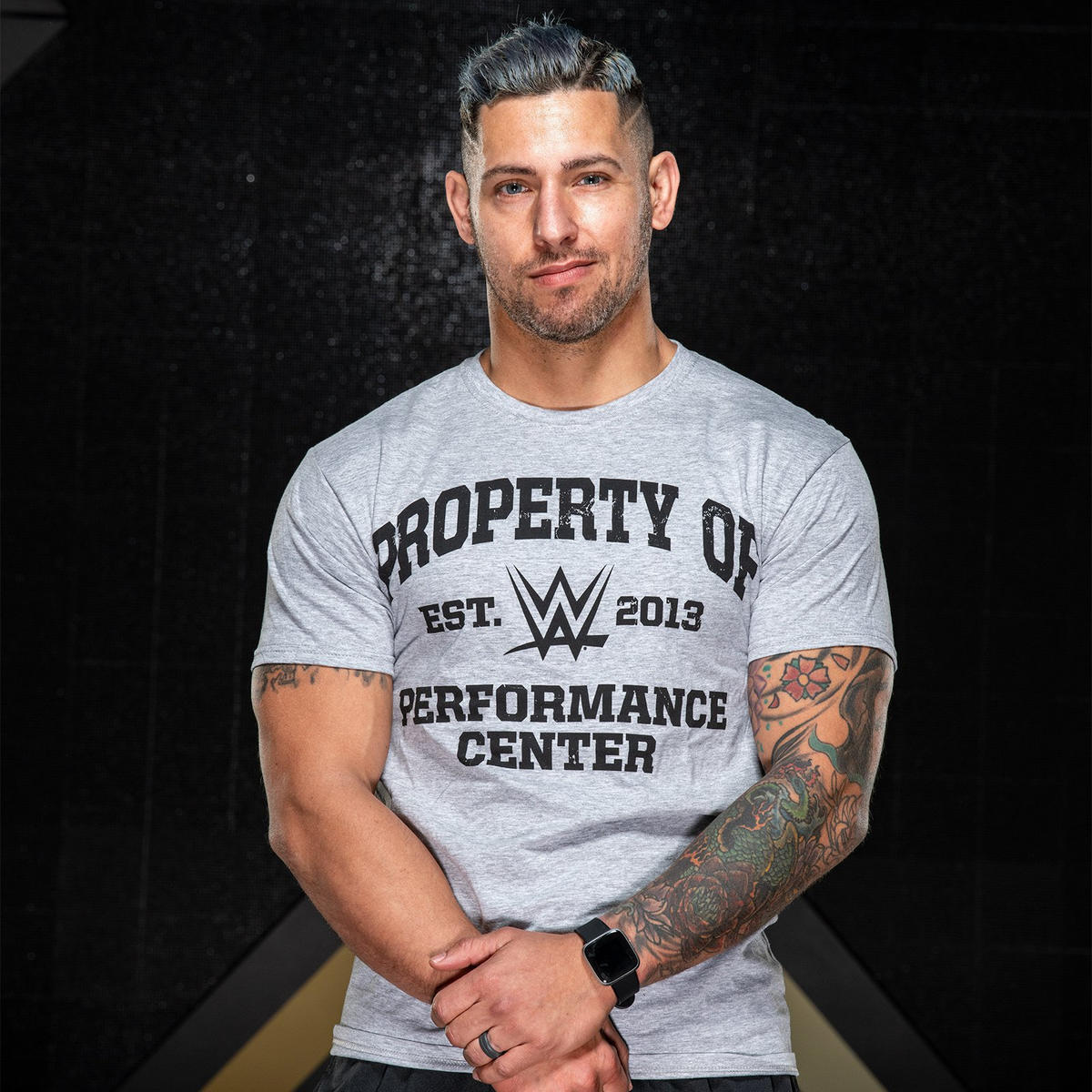 Anthony Henry is a standout competitor from EVOLVE Wrestling and has competed on WWE Network.