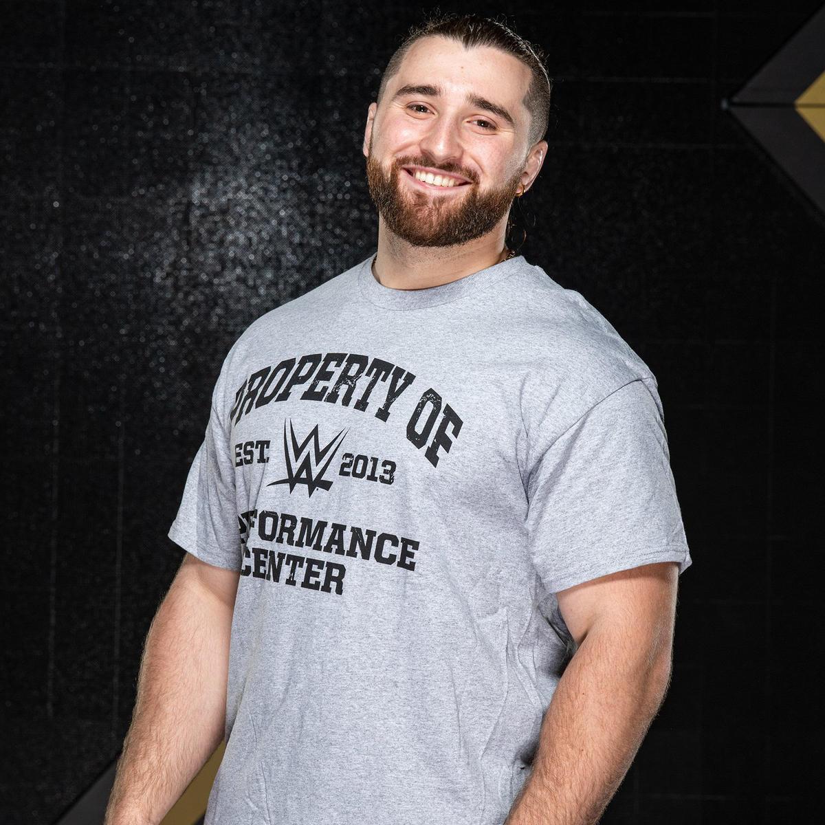 Joe Ariola is a 25-year-old amateur wrestler from Oak Park, Illinois.