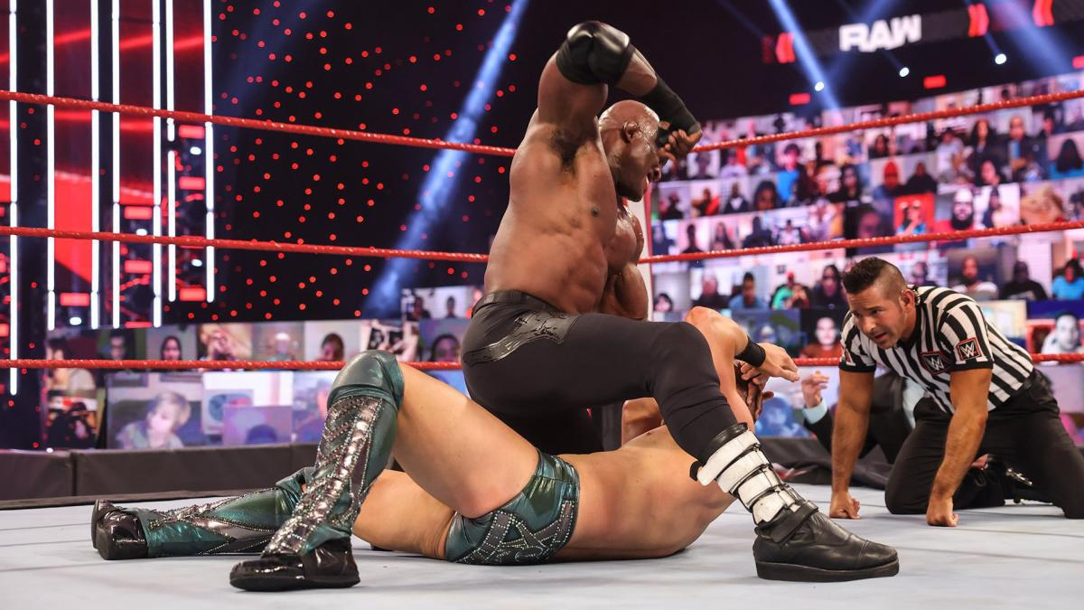 WWE Raw Results (15/03/21): Title Matches; Styles vs Orton; Strowman Confronts Shane 1