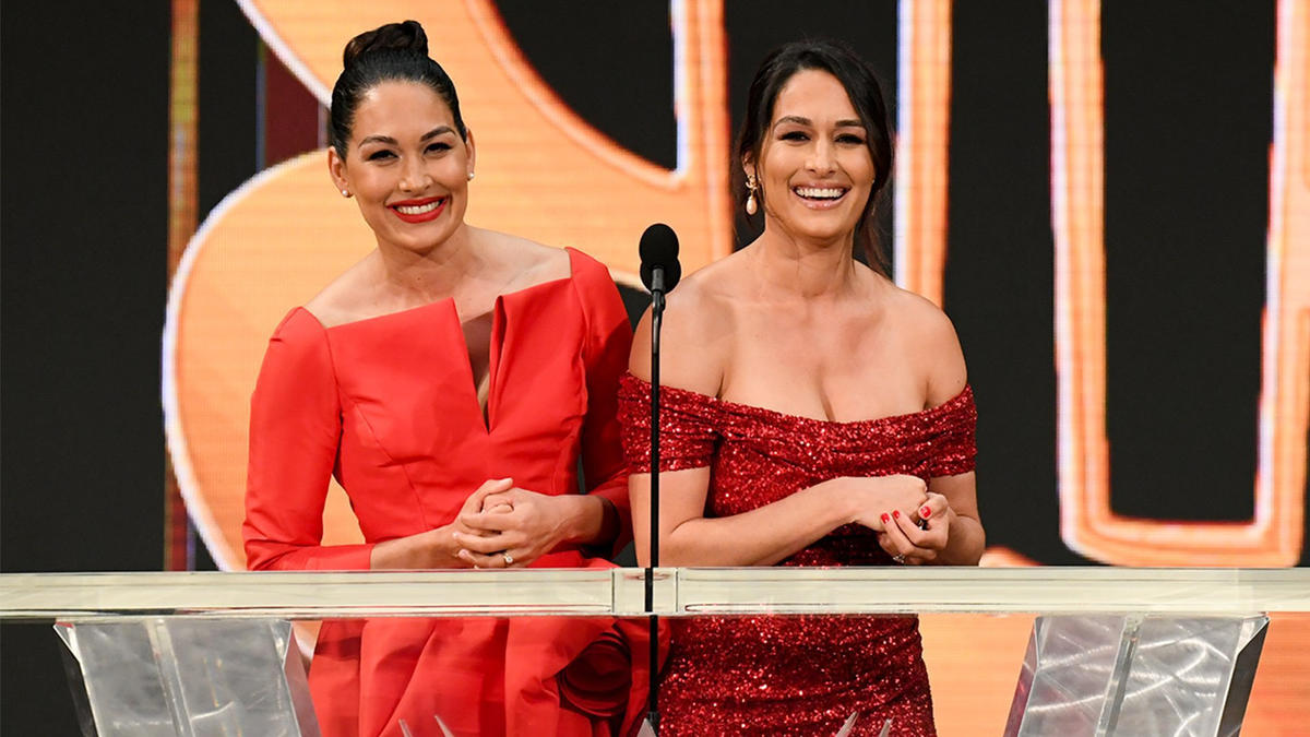 Nikki Bella Leaves Personal Message To John Cena At WWE Hall Of Fame 2021 2