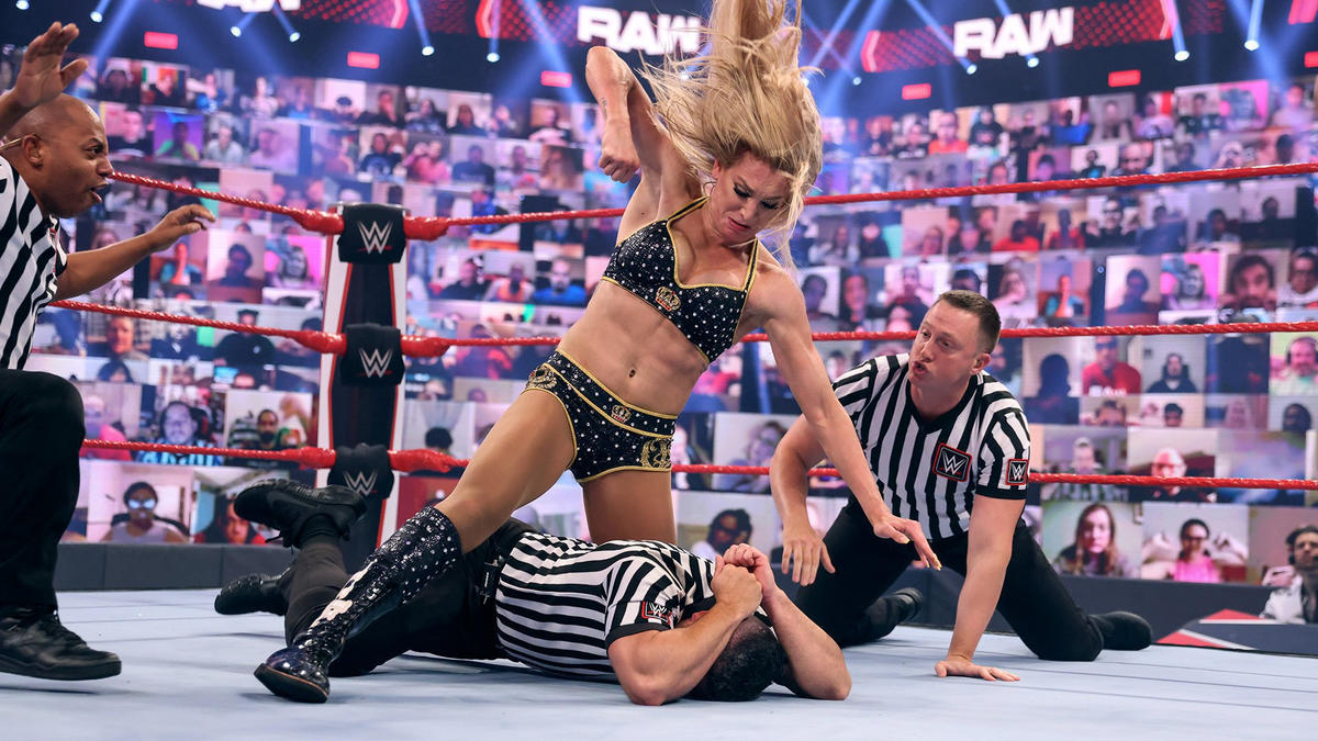 Charlotte Flair Fined $100,000 And Suspended By WWE After Brutal Attack On Raw 2