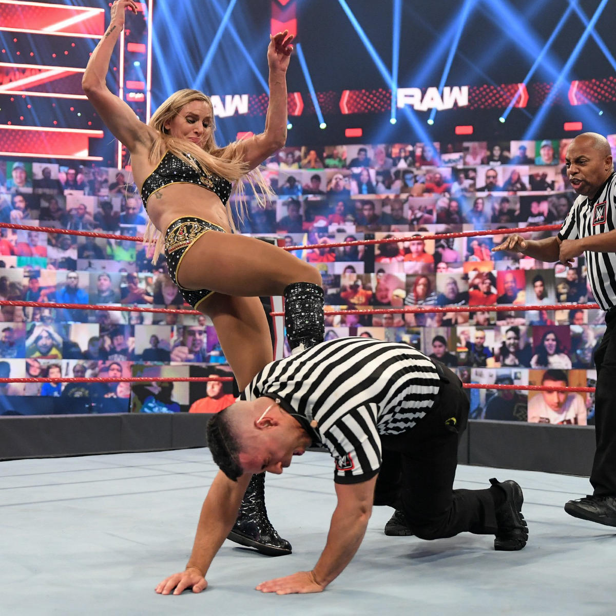 Charlotte Flair Fined $100,000 And Suspended By WWE After Brutal Attack On Raw 3