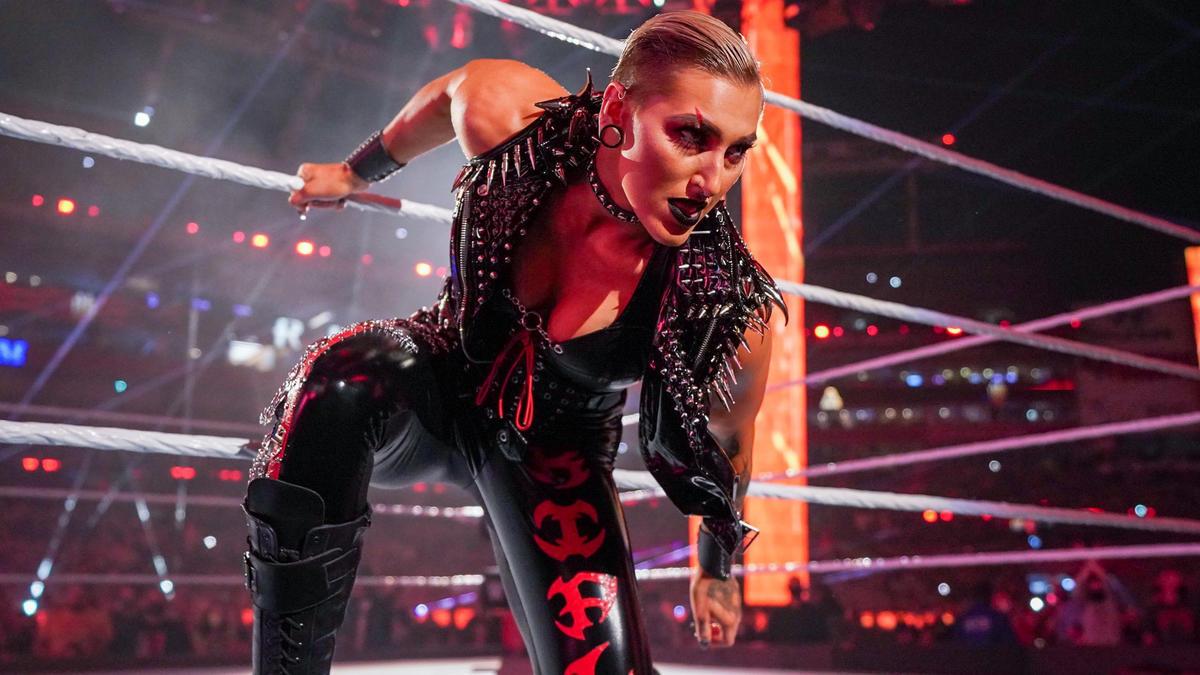Rhea Ripley On WWE Wrestlemania 37, 'That Was A Dream Of Mine' 146