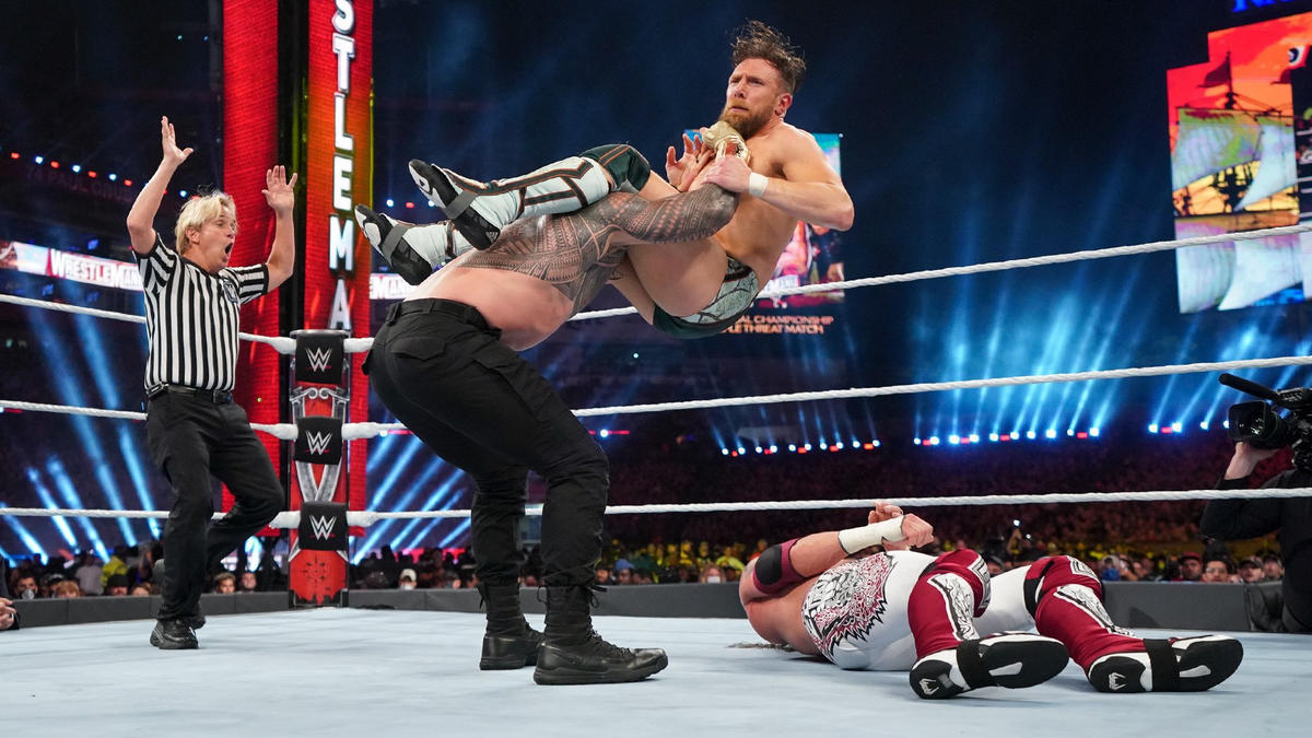 Foto de la WWE