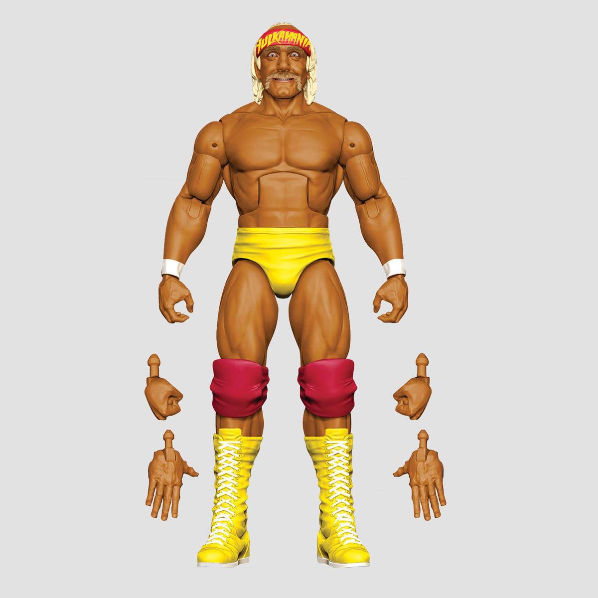 Mattel's WrestleMania 37 action figure reveals: photos   WWE