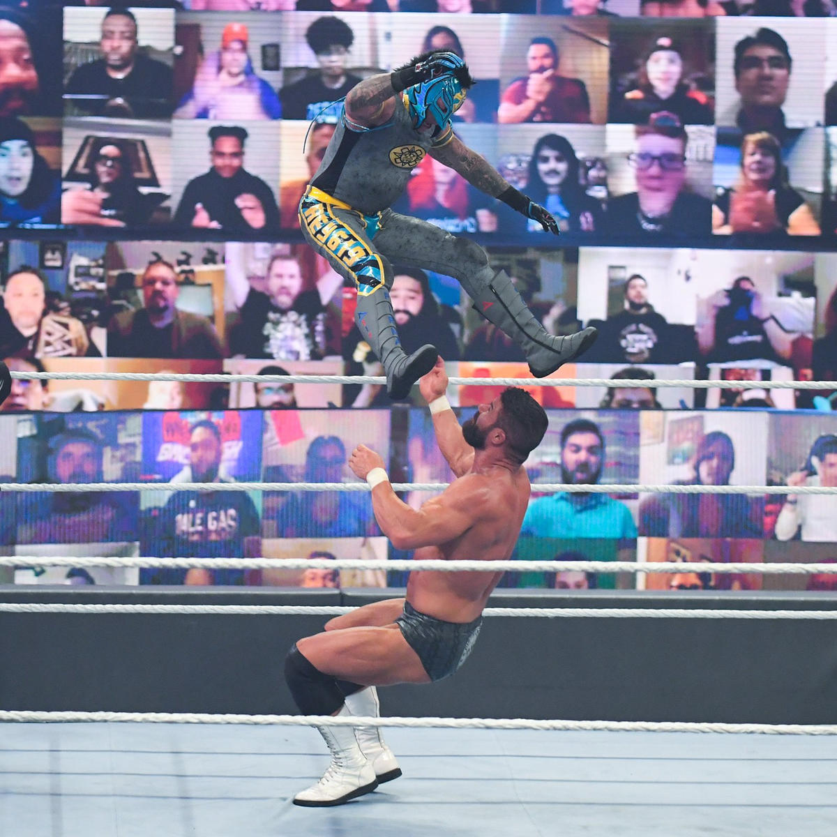 Wrestlemania Backlash 2021: Historic Title Change Takes Place At WWE PPV 78