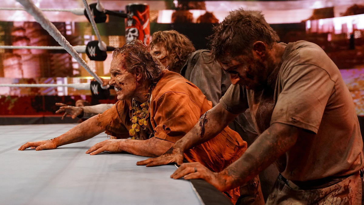 Wrestlemania Backlash 2021: Legendary Batista Sends His Zombies To WWE PPV 94