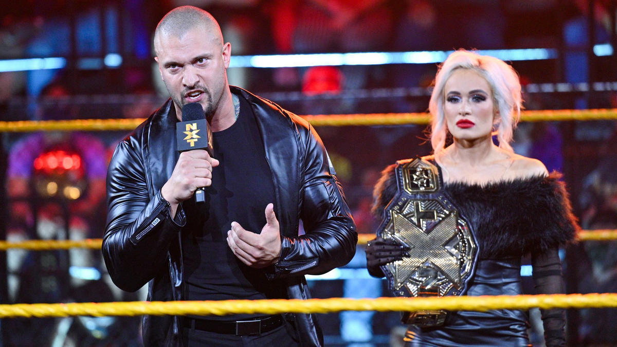 WWE NXT Results (29/06/21): Huge Title Change; Great American Bash Builups 113